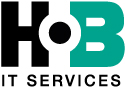 HOB IT Services Logo